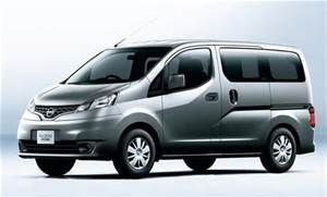 nv200 plazas