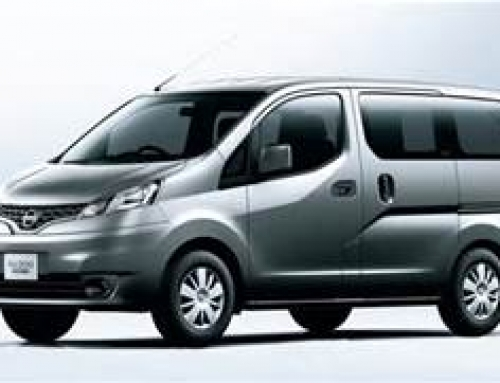 Nissan NV200 5 plazas