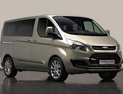 Ford Transit 6 plazas